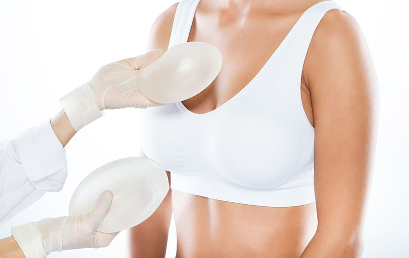 Is it possible to reduce the size of breast implants?